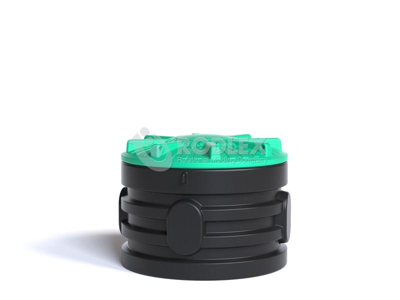 Кольцо для канализации Rodlex-UN500 с крышкой